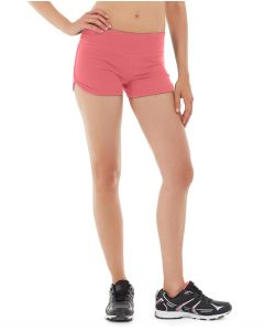 Fiona Fitness Short-30-Red
